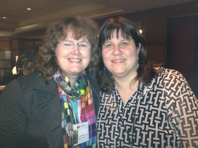 Alyson Beecher who has been so very sweet throughout my debut journey. Loved meeting her for real!