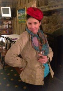 The stylish and wondrous Jill Dailey