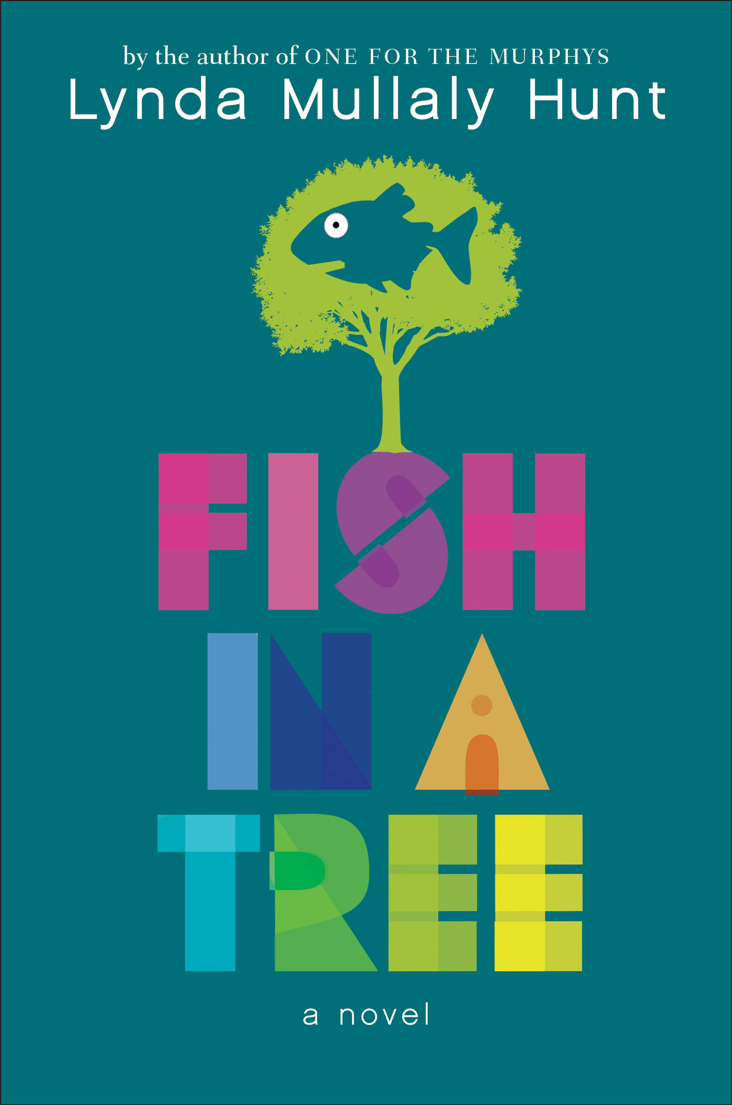 Thanks so much global read aloud readers you are my for Fish in a tree