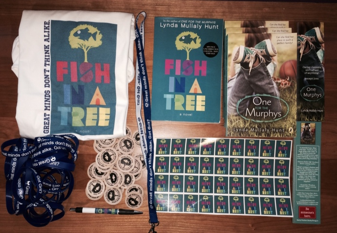Ally nickerson be someone 39 s hero no cape required for Fish in a tree by lynda mullaly hunt