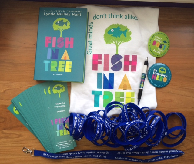 Fish in a tree be someone 39 s hero no cape required for Fish in a tree by lynda mullaly hunt