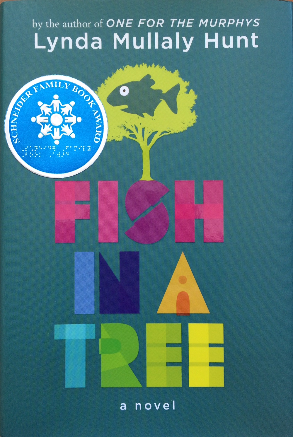 Lifesavers don t always come in rolls happy teacher for Fish in a tree by lynda mullaly hunt