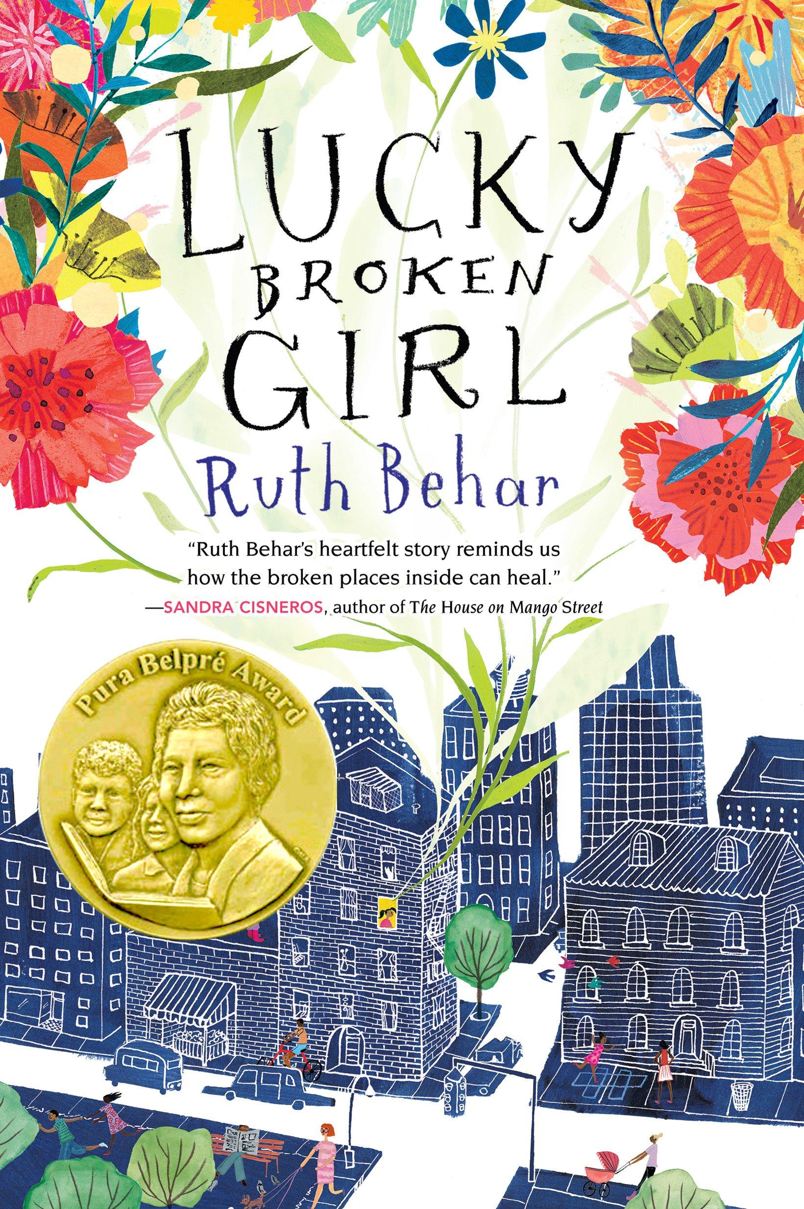 LuckyBrokenGirl full cover-front Pura Belpré Award (2) copy