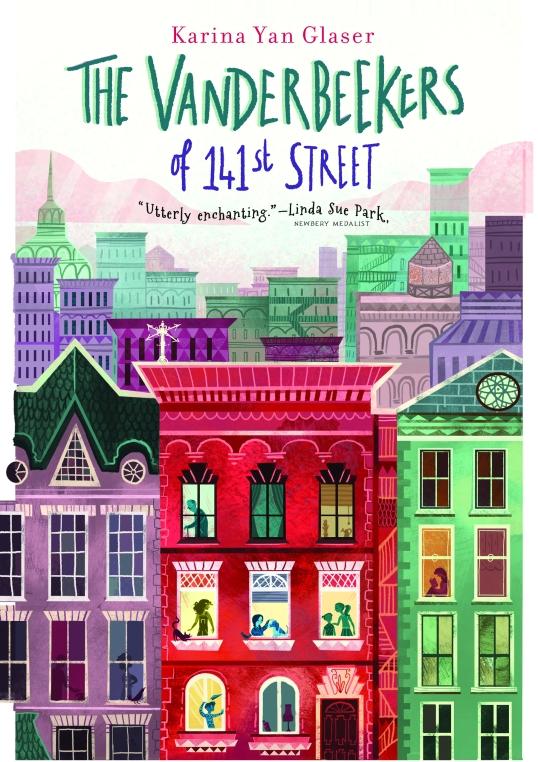The Vanderbeekers of 141st Street by Karina Yan Glaser